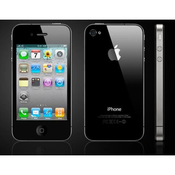 apple iphone 4 16go noir tout operateur achat smartphone. Black Bedroom Furniture Sets. Home Design Ideas