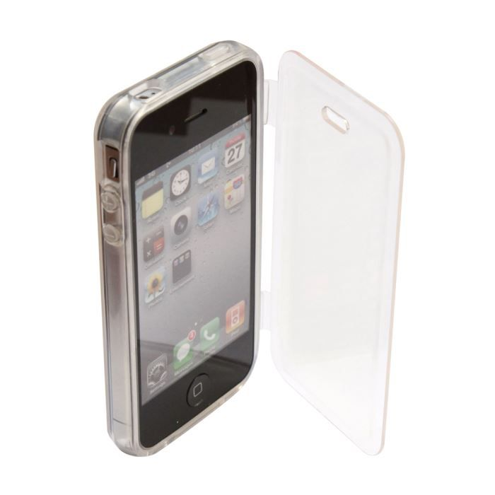 coque iphone 4 a clapet