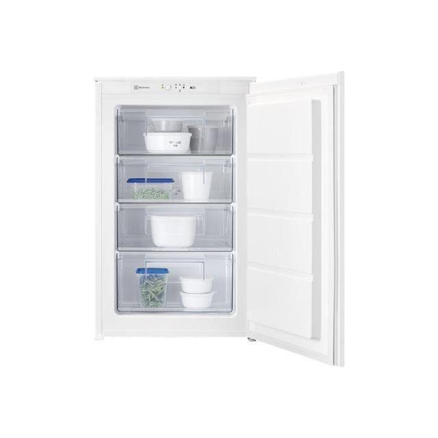 CONGÉLATEUR PORTE Electrolux - congélateur armoire intégrable 98 l a