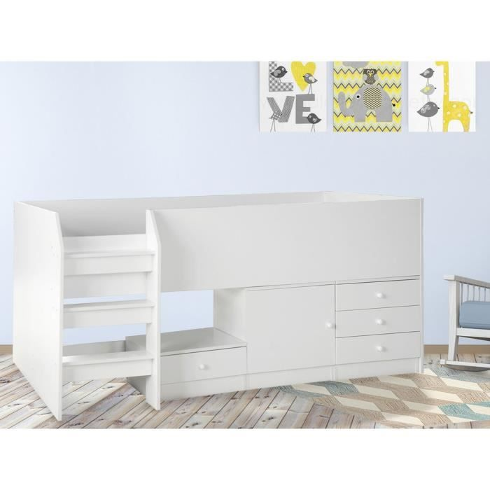lit enfant 1 personne maison design. Black Bedroom Furniture Sets. Home Design Ideas