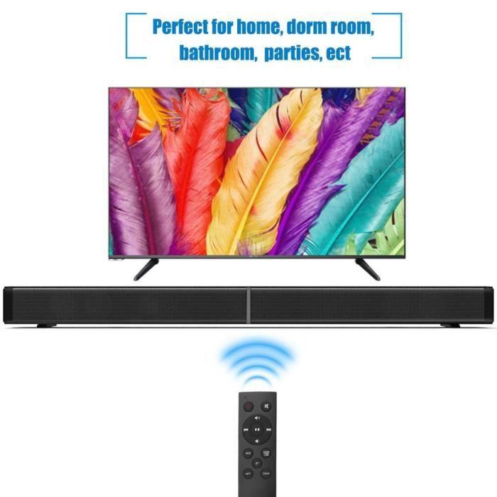 BARRE DE SON Leshp® Lp-09 Barre De Son Bluetooth 4.0 - 2.1 Pouc