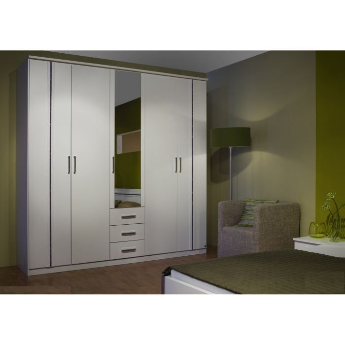 armoire adulte trophee achat vente armoire de chambre armoire adulte trophee cdiscount. Black Bedroom Furniture Sets. Home Design Ideas