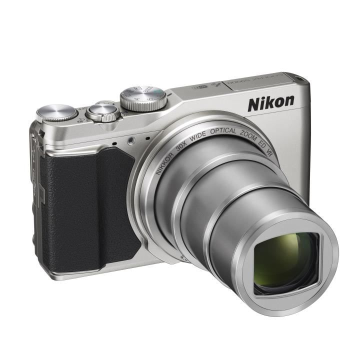 nikon coolpix s9900 gris appareil photo num rique compact achat vente appareil photo compact. Black Bedroom Furniture Sets. Home Design Ideas