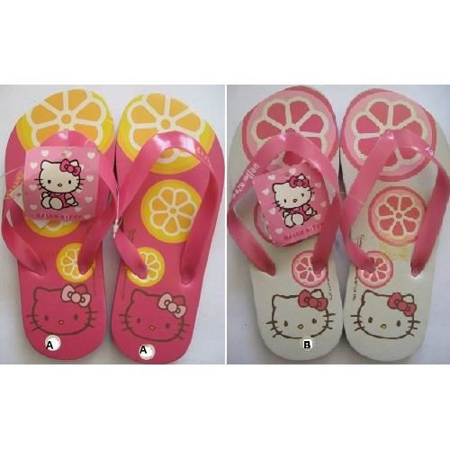 Tong / claquette HELLO KITTY Sanrio - Fille * NEUF *