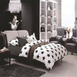 housse de couette 140x200 etoiles achat vente pas cher. Black Bedroom Furniture Sets. Home Design Ideas