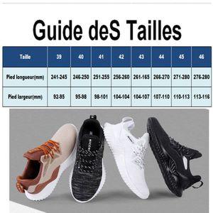 CAMEL CROWN Chaussures de Course// Baskets Respirantes en Mesh pour homme