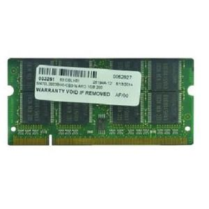 MÉMOIRE RAM 2-Power 1GB PC2700 333MHz, 1 Go, 1 x 1 Go, DDR, 33