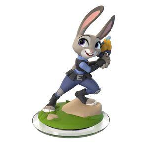 FIGURINE DE JEU Figurine Judy Zootopie Disney Infinity 3.0