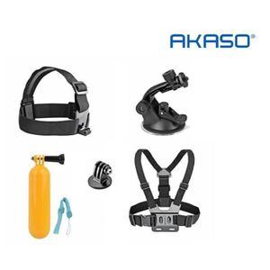 PACK ACCESSOIRES PHOTO AKASO caméra de sport Accessoires 7 in 1 Bundle Ki