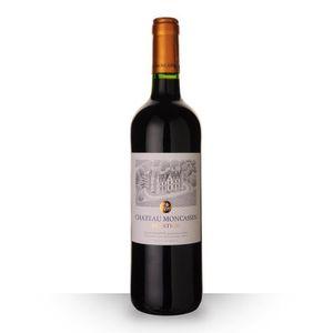 VIN ROUGE Château Moncassin Prestige 2016 AOC Buzet - 75cl -