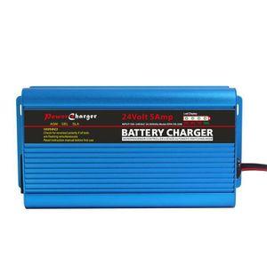 CHARGEUR DE BATTERIE Chargeur de batterie de 150W 24V 5A pour le connec