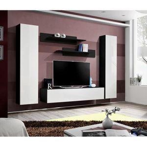 VITRINE - ARGENTIER PRICE FACTORY - Meuble TV FLY A1 design, coloris n