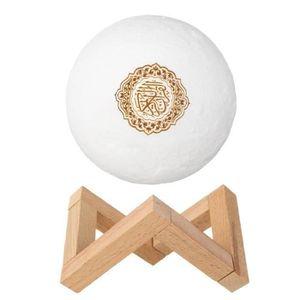 ENCEINTE NOMADE Enceinte bluetooth Coran Lampe Haut-Parleur Islami
