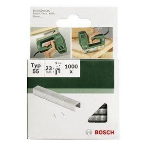 Bosch étroit dos Pince Type 55 6 x 1,08 x 12 mm 1000er-Pack