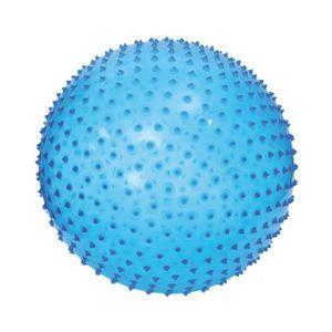 BALLE - BOULE - BALLON LUDI Ballon de Motricité Bleu - Diamètre 45 cm