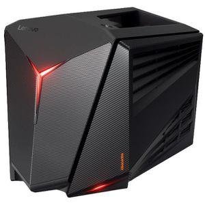 UNITÉ CENTRALE + ÉCRAN Lenovo IdeaCentre Y720 Cube, 3,6 GHz, Intel® Core™