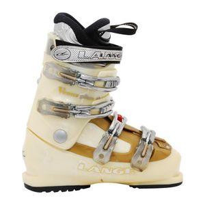 CHAUSSURES DE SKI Chaussure de Ski Lange Venus/concept Plus R Beige/