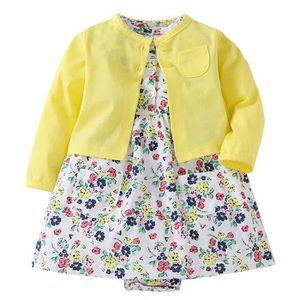 TAPIS DE BAIN Benjanies®Bébé filles Robe florale et robe de plei