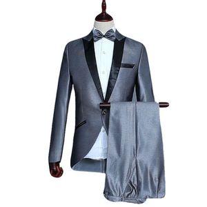 COSTUME - TAILLEUR Costume Homme de Marque slim Costume homme d'affai