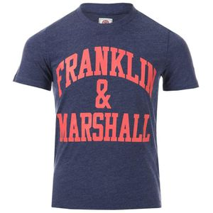 T-SHIRT T-Shirt Franklin And Marshall F & M Logo pour peti