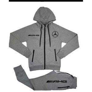 Ensemble de vêtements jogging AMG noir MERCEDES survetement