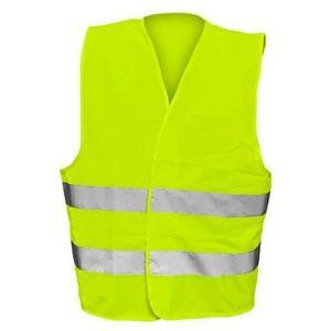 KIT DE SÉCURITÉ Gilet de signalisation sécurité routière - XXXL -