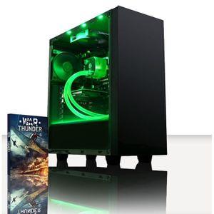 UNITÉ CENTRALE  VIBOX Centre 4.160 PC Gamer Ordinateur avec War Th
