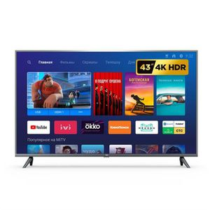 Téléviseur LED XIAOMI  TV LED 4K - 43