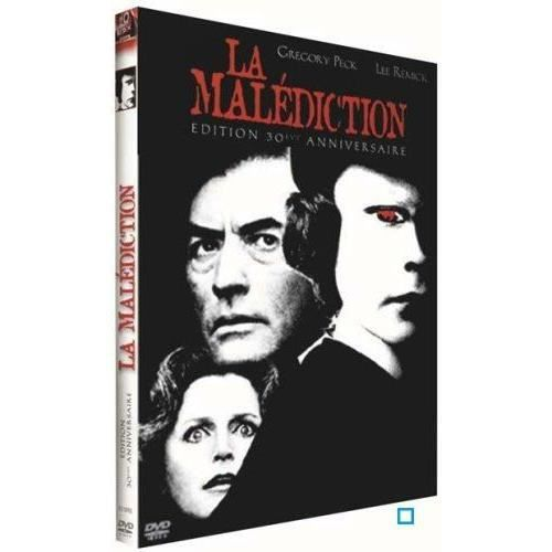 DVD La Malédiction En Dvd Film Pas Cher Billie Whitelaw