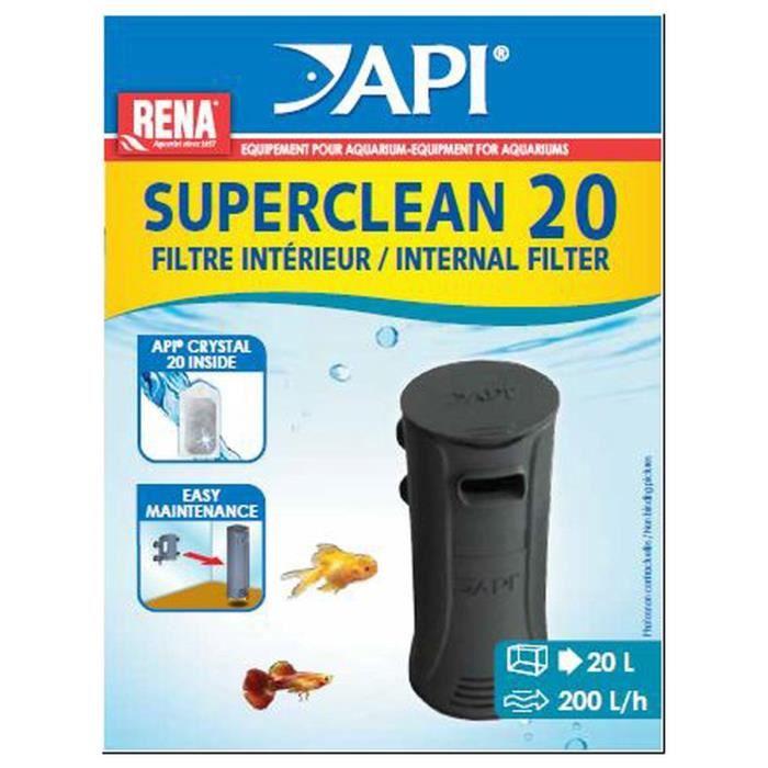 filtre aquarium 20 l
