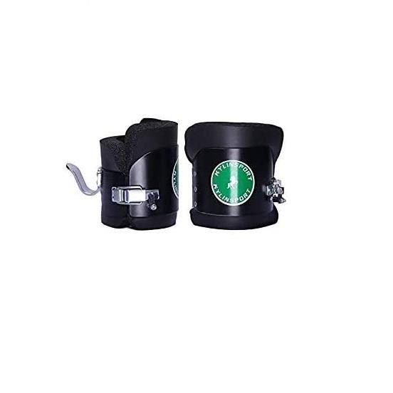 KYLIN SPORT Bottes d'Inversion - Bottes de gravité avec Fermeture de sécurité Dispositif d'exercice Anti-gravité en Acier