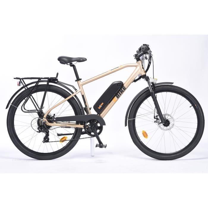 Vélo électrique 27,5- - Mixte - TVT E-BIKE T45 - Aluminium
