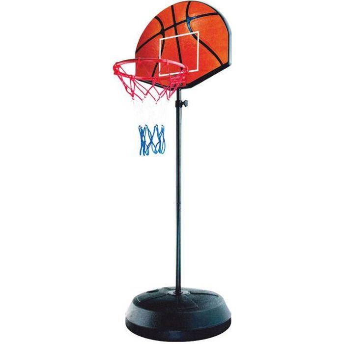 Basket 2 en 1 : Panier de basket + Cible magnétique