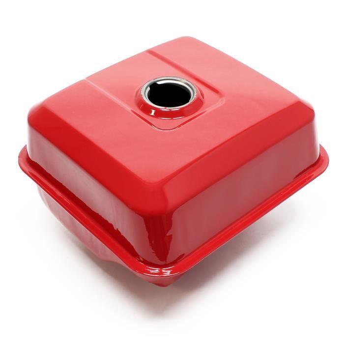 Pièce détachée Reservoir d'essence rouge pour les moteurs a essence 13 CV - 883128