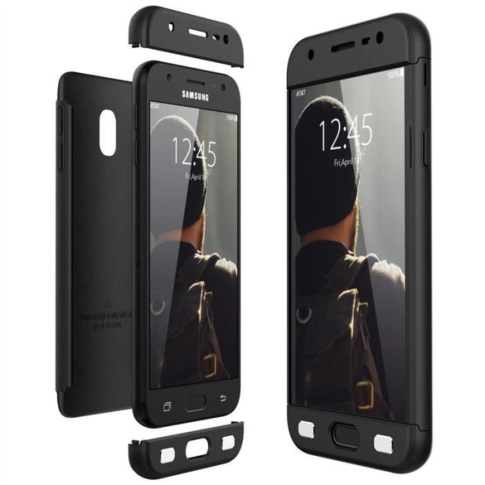 Coque Samsung Galaxy J3 2017 J330Adidas Blanc Coque Compatible Samsung Galaxy J3 2017 J330