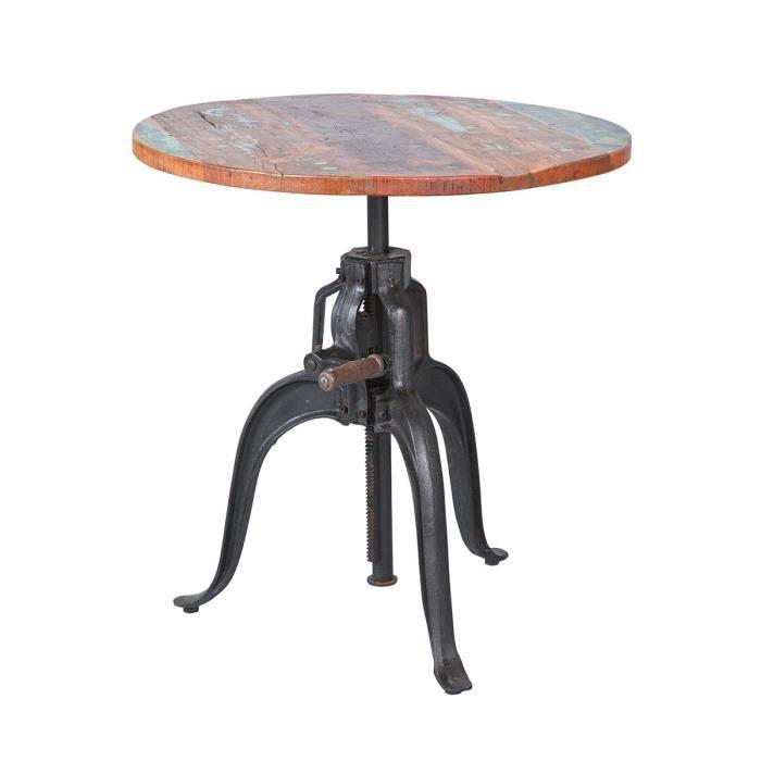 MANGE-DEBOUT Fabrik - Table bar ronde