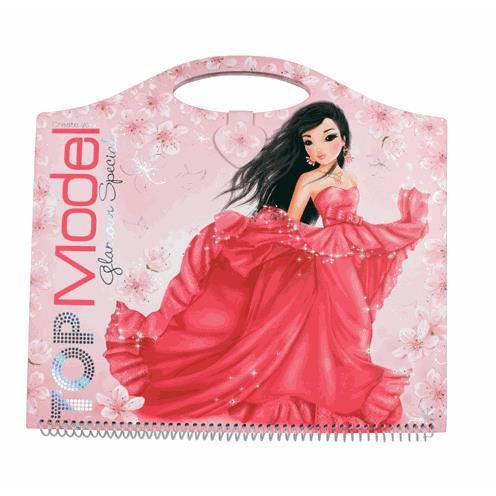 Top model cahier styliste create your glamour achat - Cahier top model dessin ...