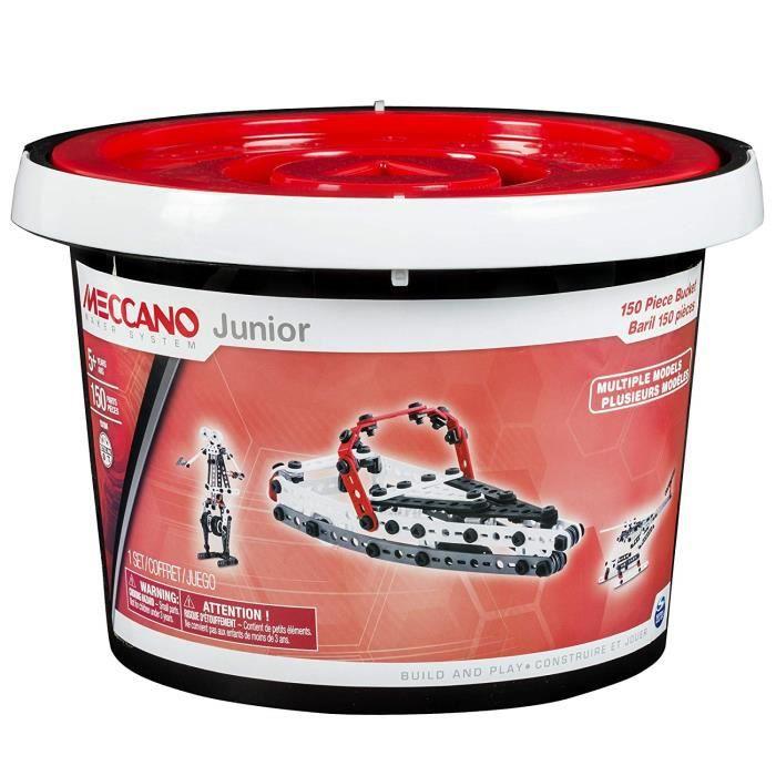 ASSEMBLAGE CONSTRUCTION Meccano - 6026711 - Jeu de Construction - Baril 15