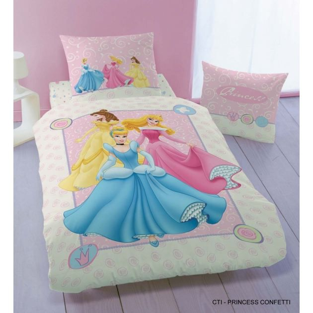 disney princesse parure de lit housse de co achat. Black Bedroom Furniture Sets. Home Design Ideas