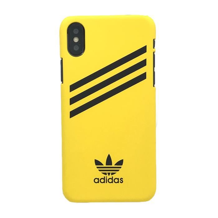 iphone xr coque jaune