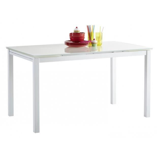 Table de sejour extensible 110 170x70 achat vente for Table de sejour extensible