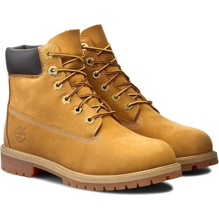 bottines motardes timberland