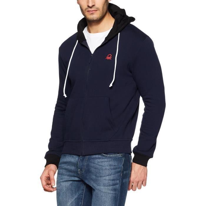 United Colors Of Benetton Men's Cotton Sweatshirt P05T4