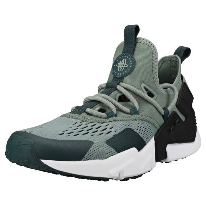 separation shoes 09b58 0a40f BASKET Nike Air Huarache Drift Breathe Homme Baskets Vert