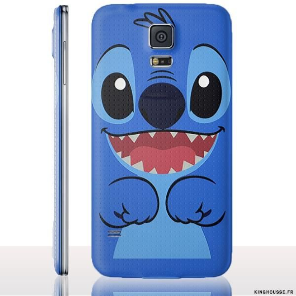 coque samsung galaxy s5 stitch achat coque bumper pas. Black Bedroom Furniture Sets. Home Design Ideas
