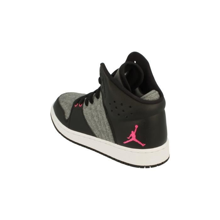 Nike Air Jordan 1 Flight 4 Prem GG Hi Top Trainers 828245 Sneakers Chaussures 19 gXsmsfm