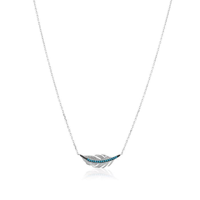 Collier TIPY Argent 925-1000 Pierre