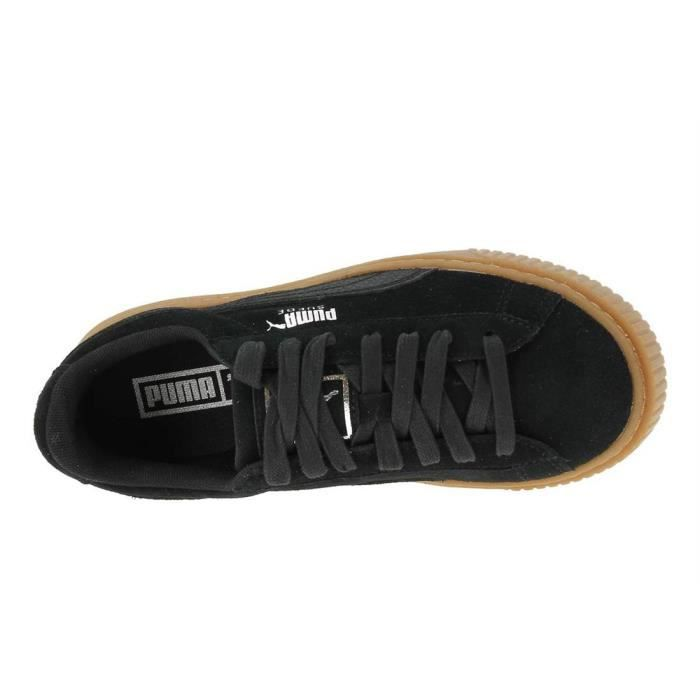 baskets wns suede platform animal femme puma 365109