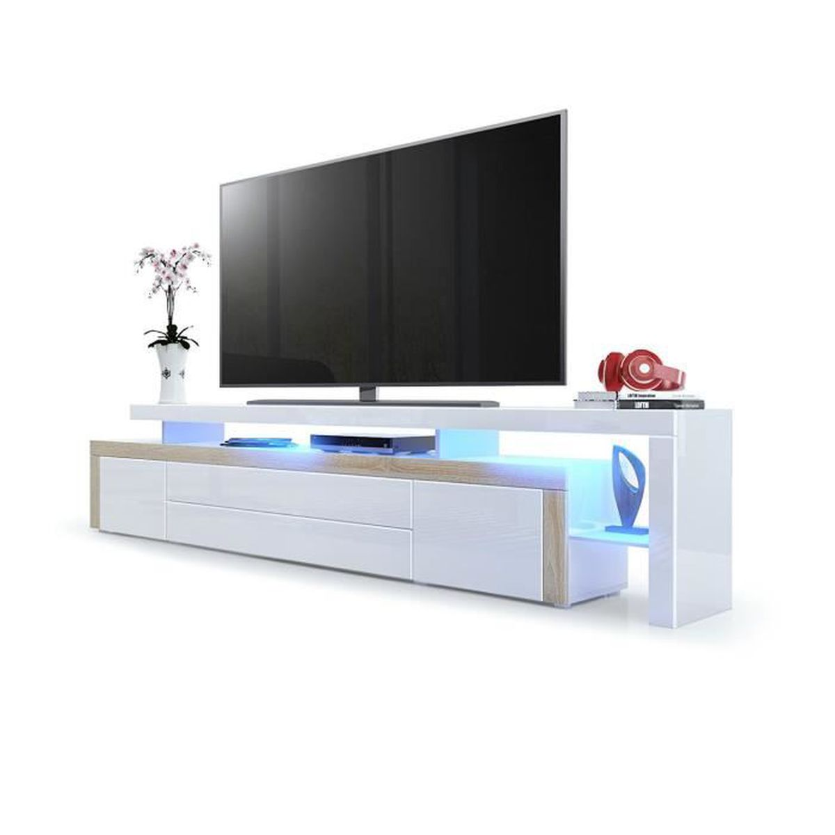 meuble tv c discount maison design. Black Bedroom Furniture Sets. Home Design Ideas