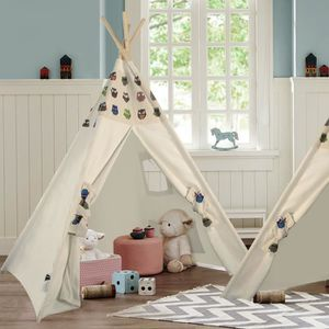 tipi rose achat vente jeux et jouets pas chers. Black Bedroom Furniture Sets. Home Design Ideas